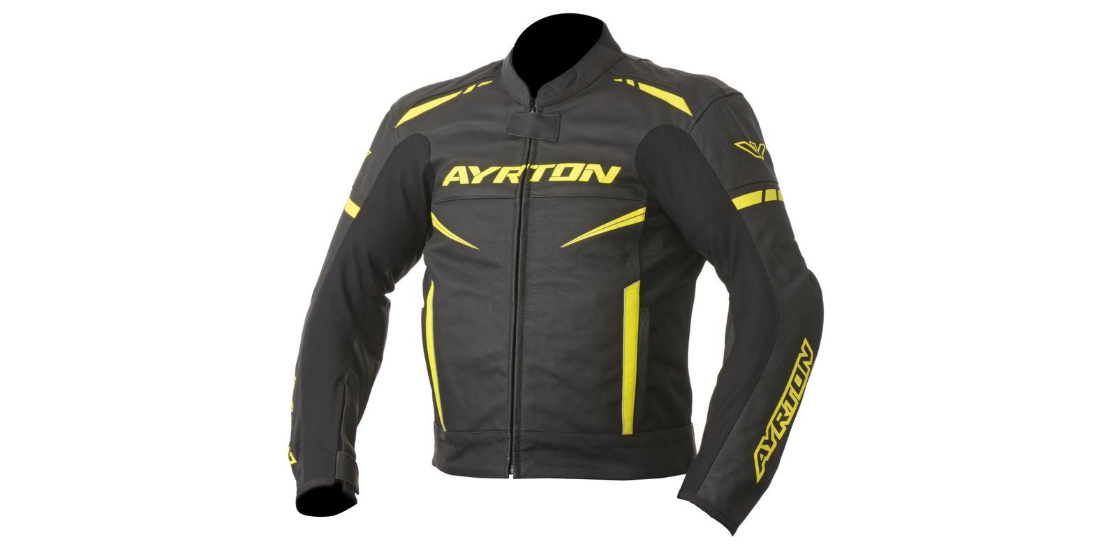 Budna RAPTOR AYRTON (čierna/fluo žltá)